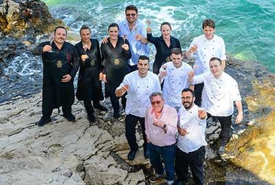 Lesic Dimitri Palace restaurant (LD Terrace), led by the chef Marko Gajski has been awarded one Michelin Guide star-Korčula Tourist Board