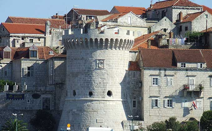 Korcula Big Tower
